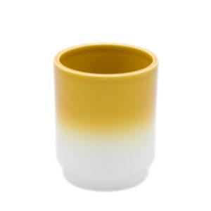Copo Ujalta Amarelo