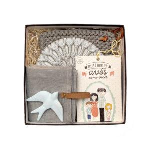 Gift Box . Presentes Originais Avós . Alegre Portuguesa