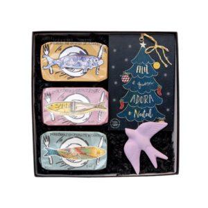 Gift Box Conservas Design la Gondola e Andorinha
