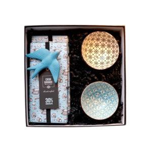 Gift Box Chocolates Casa Grande e Andorinha