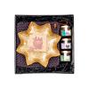 Gift Box Especial Natal Néctar aromatizado Bee Sweet . Prato Estrela Dourada . Sabonete Alfazema - Alegre Portuguesa