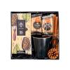 Gift Box Especial Natal para Ele . Chocolate Casa Grande . Caneca . Biscoitos Paupério - Alegre Portuguesa