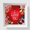 Gift Box Personalizada Heart - Andorinhas - Prendas Originais Alegre Portuguesa